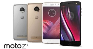 Moto Z 2 family portrait leaks