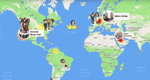 SnapChat adds location sharing feature 'Snap Map' – just be careful who you're sharing your location with
