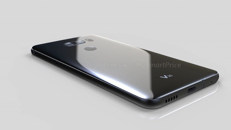 Curvy G6: Here is what we know about LG V30 so far