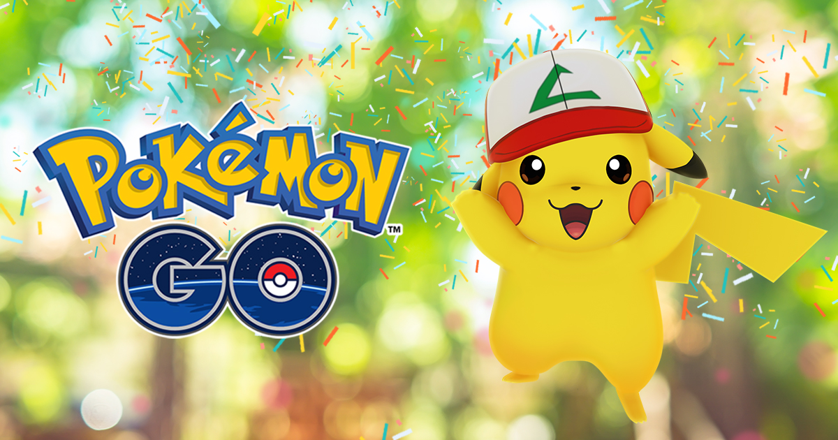 First Pokemon Go Anniversary Event Additions May Disappoint Fans
