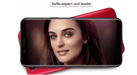 Oppo F3 Lite Launched Sporting 16 MP Selfie Shooter