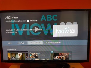 iview Google Play Android TV