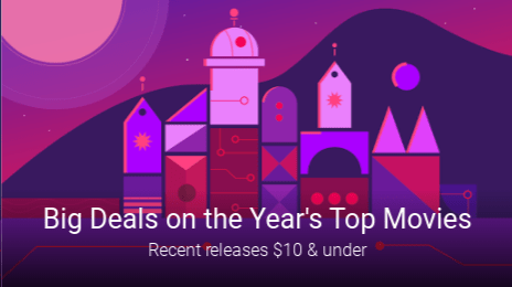 Google announces holiday deals in Play Store