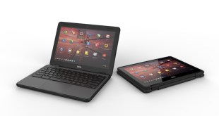 Dell announces a new ruggedised convertible Chromebook for the classroom