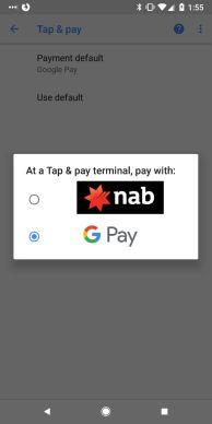 Google Pay Pixel 2 XL