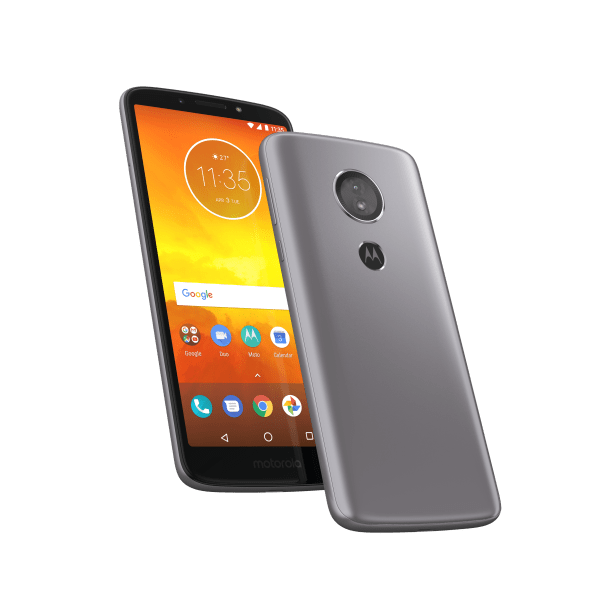 MotoE5 ROW FlashGray PDP HERO