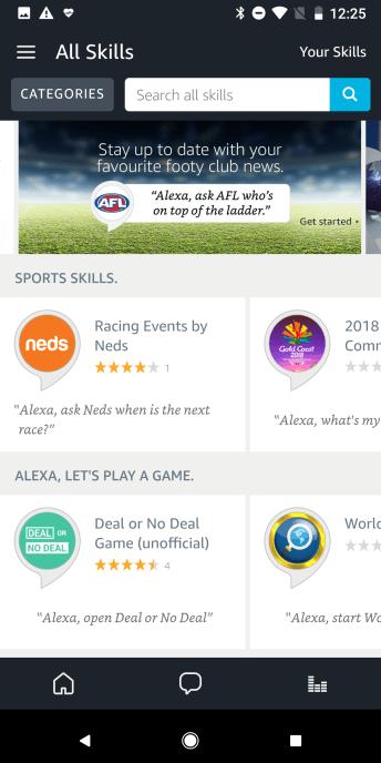 App Skill Search