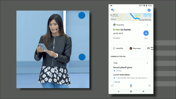 Google Assistant - Phones UI 2