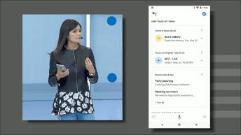 Google Assistant - Phones UI 3
