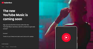 YouTube Music will get the best features of Google Play Music before it takes over next year