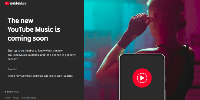 YouTube Music will get the best features of Google Play
