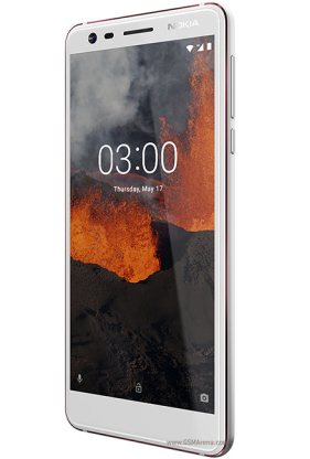 Nokia 1.1 - Front side view white