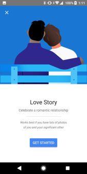 Google Photos - Love Story 2