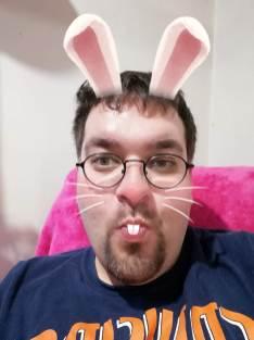AR Sticker Photo - Rabbit