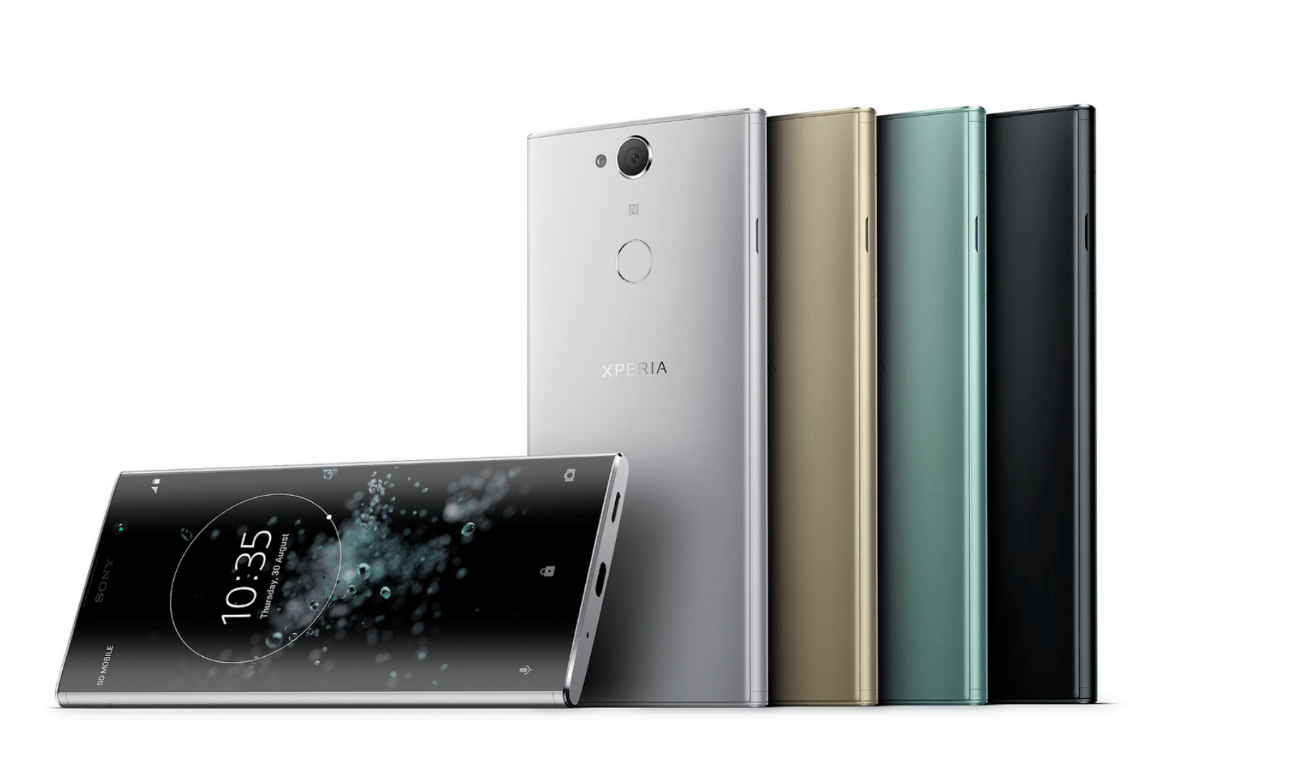 Sony's latest design hits mid-range phones on the Xperia XA2 Plus