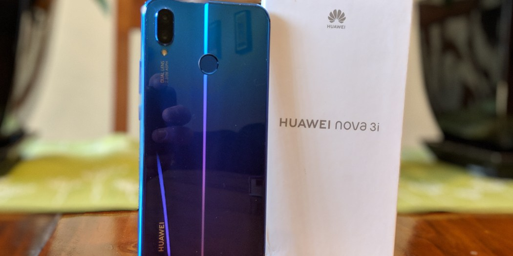 reviews huawei nova 3i ▷▷ a c i