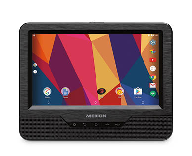 Medion 7-inch Android tablet/DVD Player