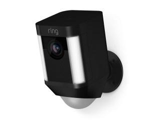 Ring - Spotlight Cam - Black