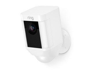 Ring - Spotlight Cam - White