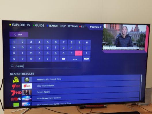 Hisense 55P7 ULED 4K UHD Smart TV - Australian Review - Ausdroid