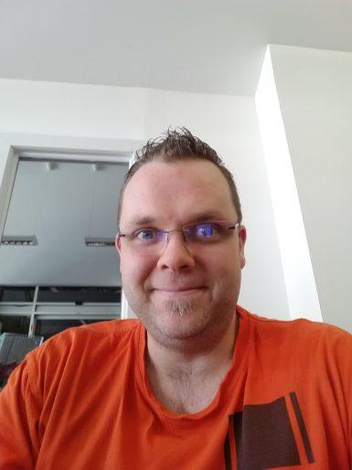Tab S4 Selfie
