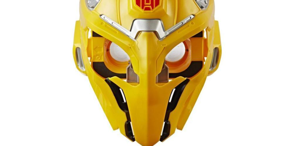 cde3c870e9d0 Transformers fans can become Bumblebee with this new Augmented Reality  helmet from Hasbro