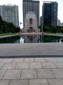 Hyde Park Memorial & Refection Pool