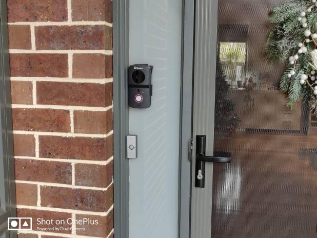 Review: Swann Wire-Free 720p HD Smart Video Doorbell - Ausdroid