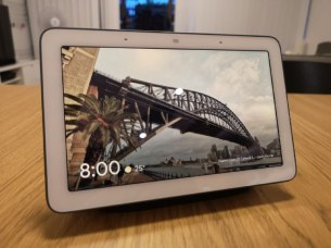 Google Home Hub - Ambient EQ Off