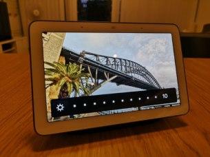 Google Home Hub - Ambient EQ On