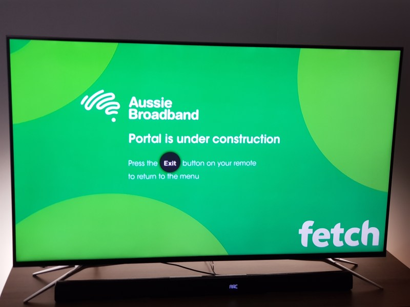 Aussie Broadband Fetch TV Mighty 4K PVR Review - Ausdroid