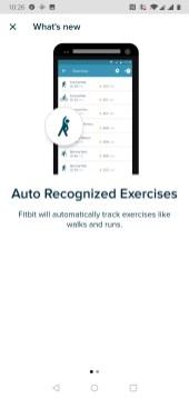 Fitbit Autostart