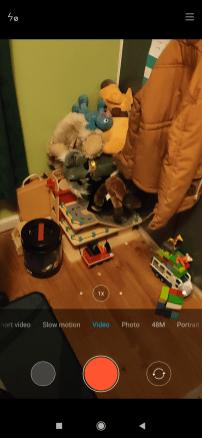 Mi 9T Camera Modes