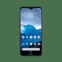 Nokia 6.2 - Ceramic Black Front