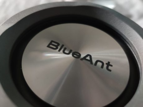 Blueant X1 top