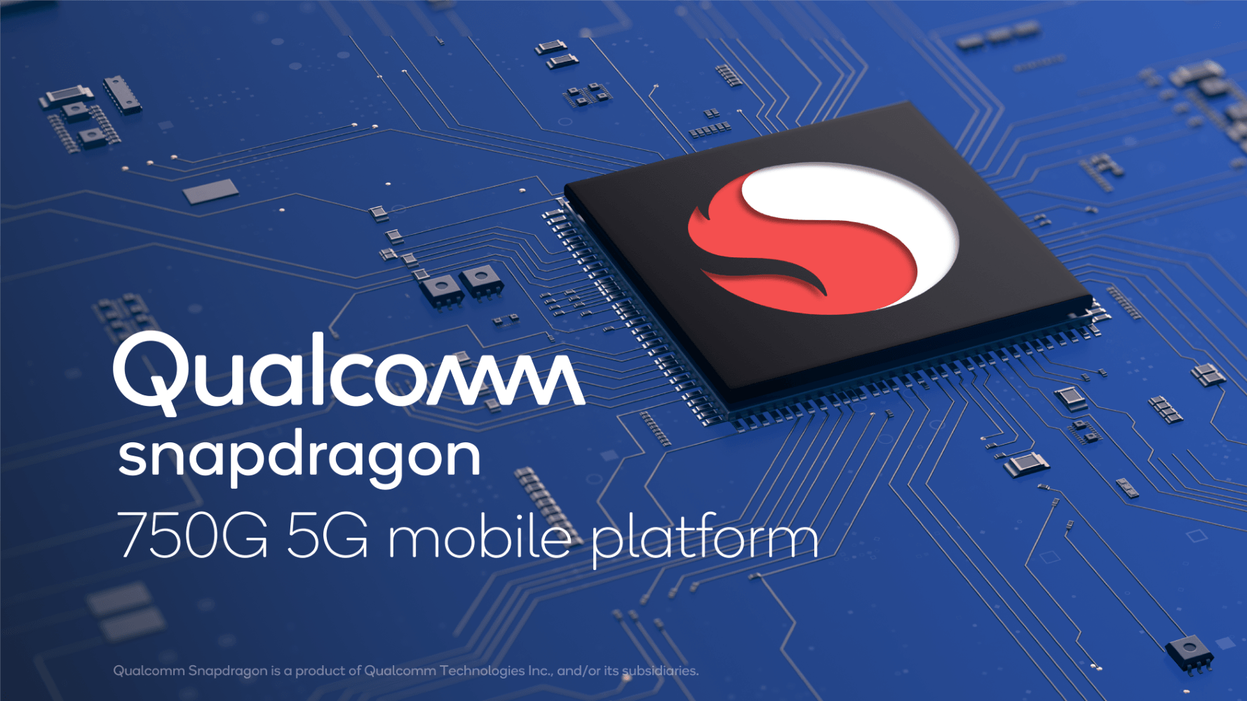 Qualcomm launches Snapdragon 750G 5G mobile platform