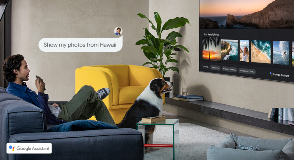 Samsung's 2020 TVs receives support for Google Assistant