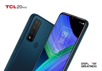 5. TCL 20 R 5G - Product Image
