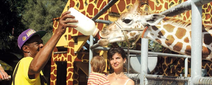 Knies Kinderzoo in Rapperswil