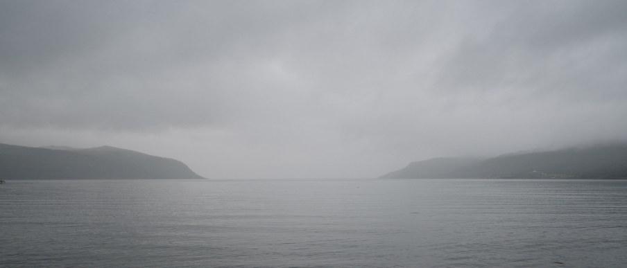 Der Olderfjord-Fjord