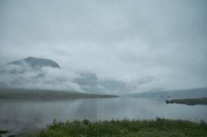Lofoten im Nebel