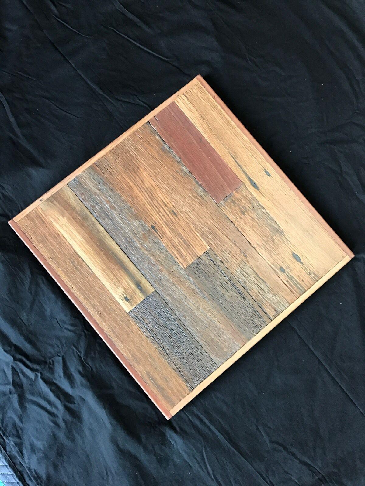 Aus Made Cafe Bar Table Top - Hardwood Timber- AUSFURNITURE
