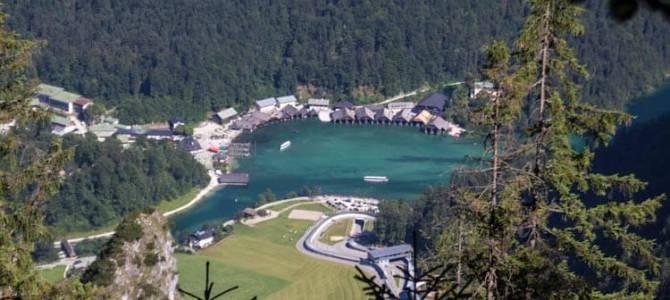 Wandern am Königssee: Ab auf den Grünstein!