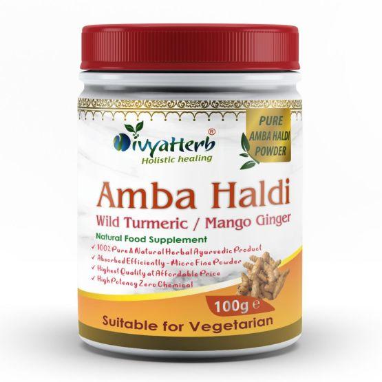 Amba Haldi Curcuma Amada Powder