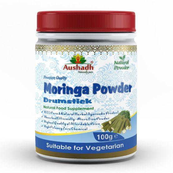 Moringa Oleifera Drumstick Powder