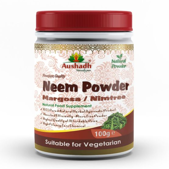 Neem Margosa Powder