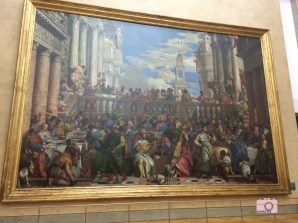 The Wedding Feast at Cana