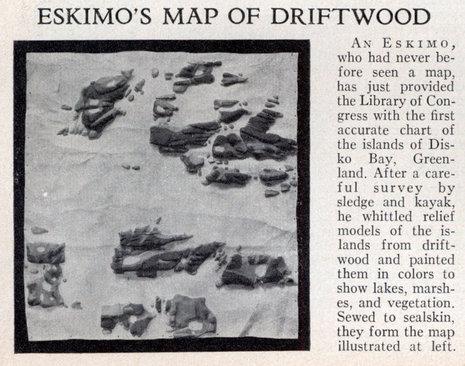 mappa eschimese