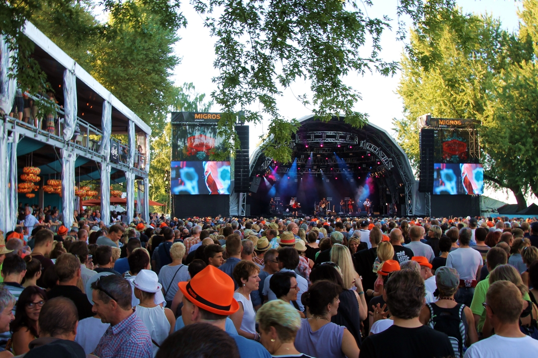Summerdays Festival, Arbon