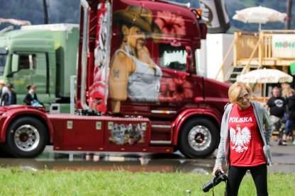 Trucker Festival, Interlaken